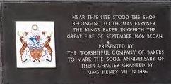 Faryner plaque