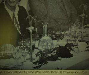 Pommery on tap - courtesy of Maison Pommery